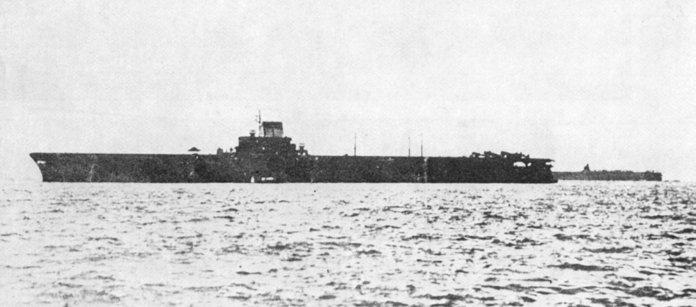 Porte-avions japonais - Page 4 Taiho_10