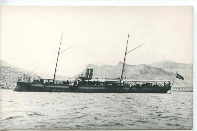 Destroyers; torpilleurs et avisos torpilleurs espagnols Temera10