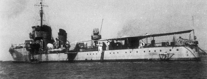 Destroyers; torpilleurs et avisos torpilleurs espagnols Teruel10