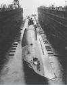 Transport de sous-marins allemands U18_1910