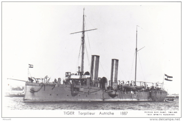 Marine Austro-Hongroise  - Page 3 Tiger_10