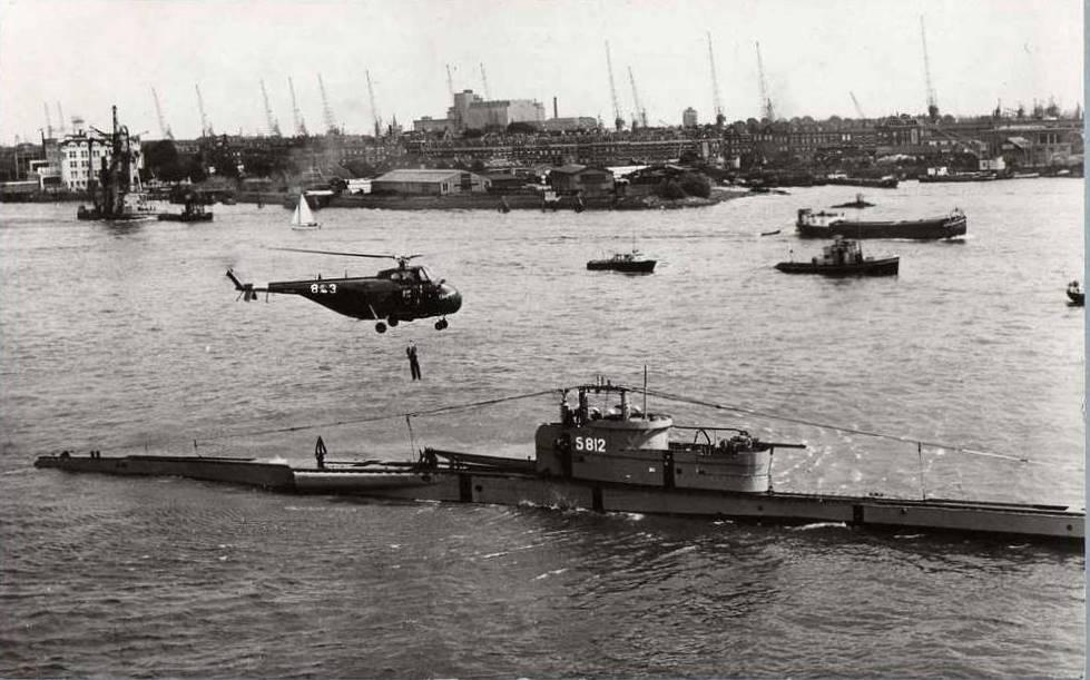 Les sous-marins néerlandais - Page 2 Tijger11