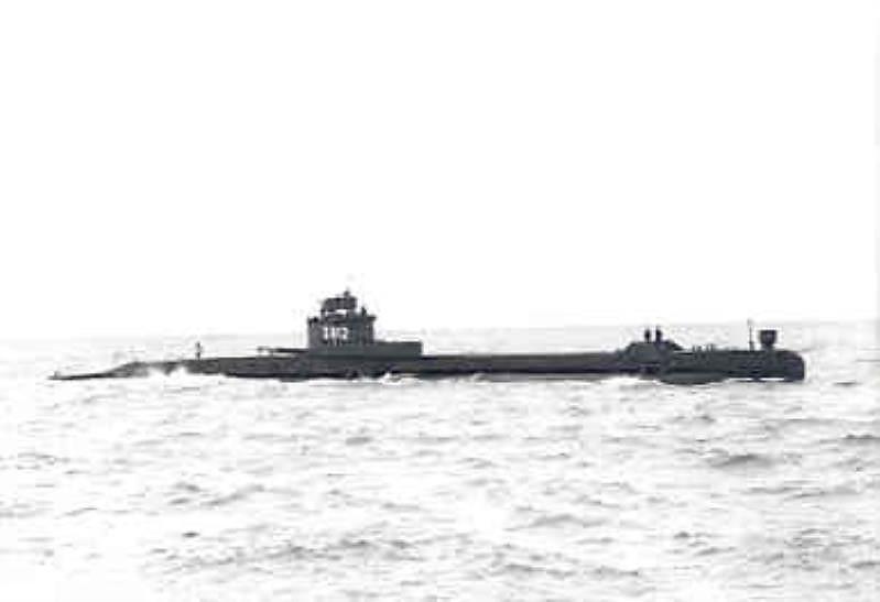 Les sous-marins néerlandais - Page 2 Tijger12