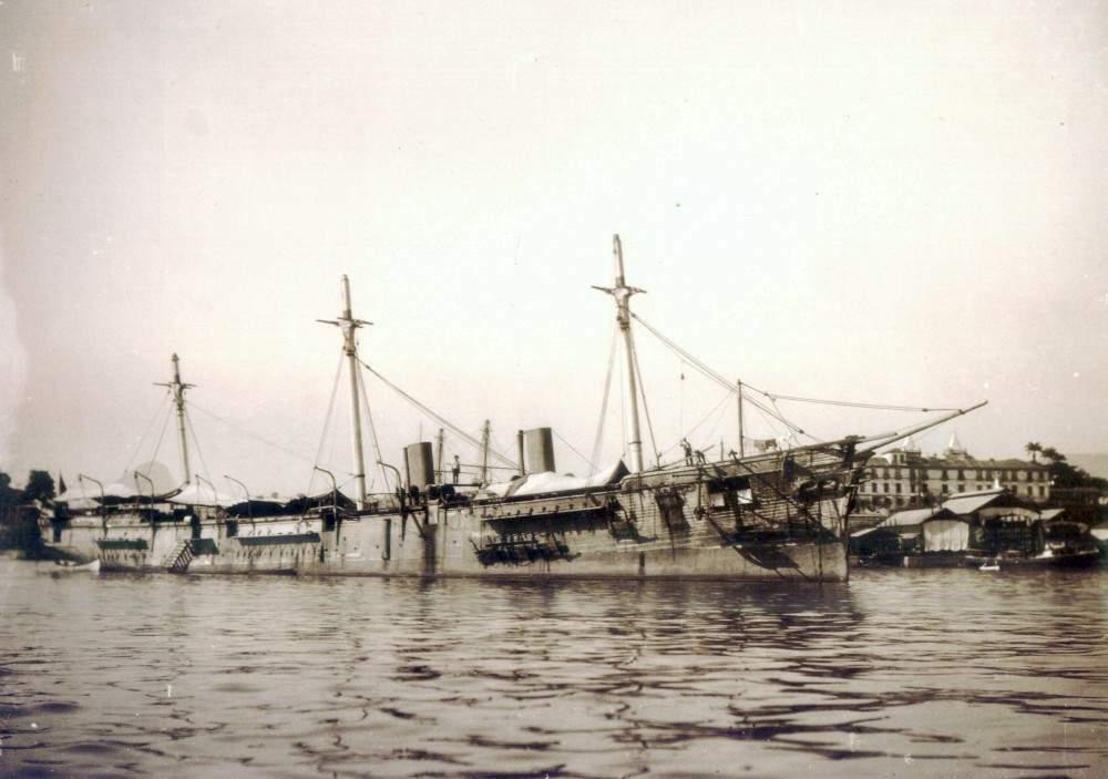 Marine brésilienne - Page 2 Trajan10