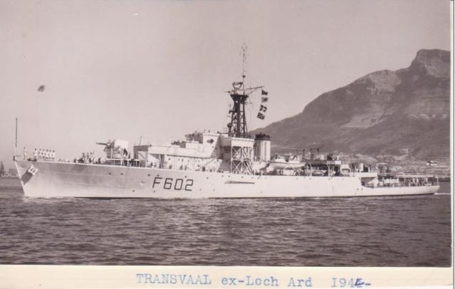 Marine de l'Union Sud Africaine Transv10