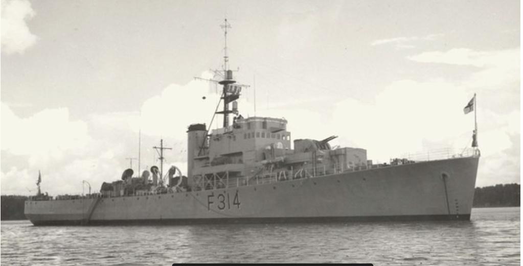 Marine norvégienne  Troll_11