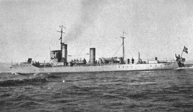 Marine norvégienne  Trygg_10