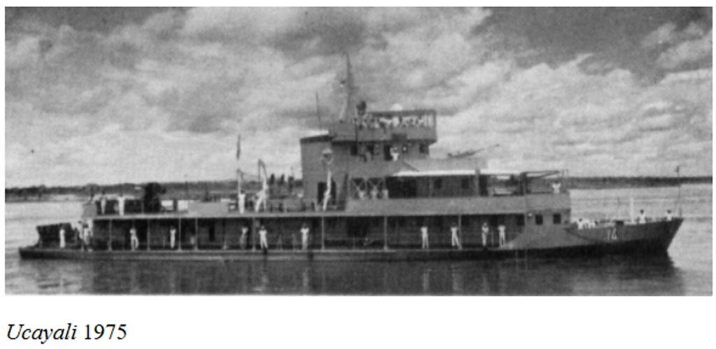 Marine du Perou  - Page 2 Ucayal10
