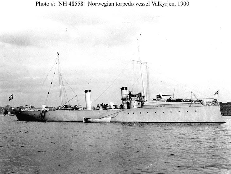 Marine norvégienne  Valkyr10