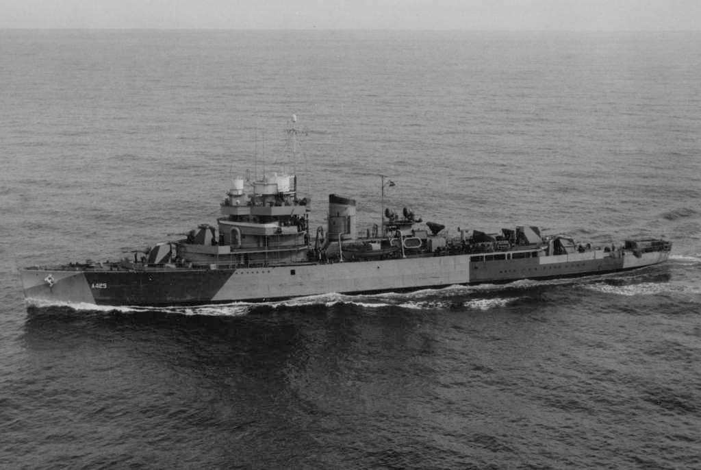 La Marine néerlandaise sauf cuirassés,croiseurs,destroyers  Van_ki11