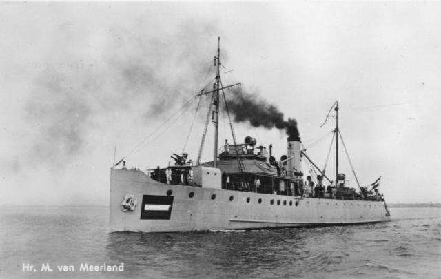 La Marine néerlandaise sauf cuirassés,croiseurs,destroyers  Van_me10