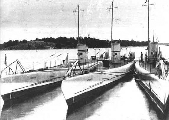 Marine finlandaise  Vesihi12