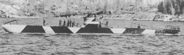 Marine finlandaise  Vesikk11