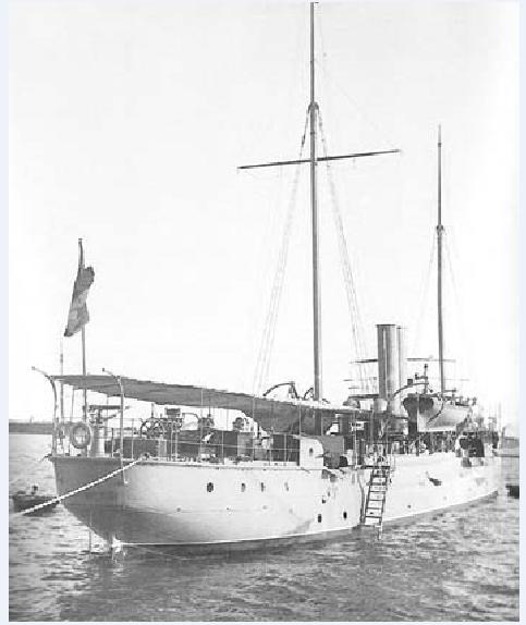 Destroyers; torpilleurs et avisos torpilleurs espagnols Vincen10