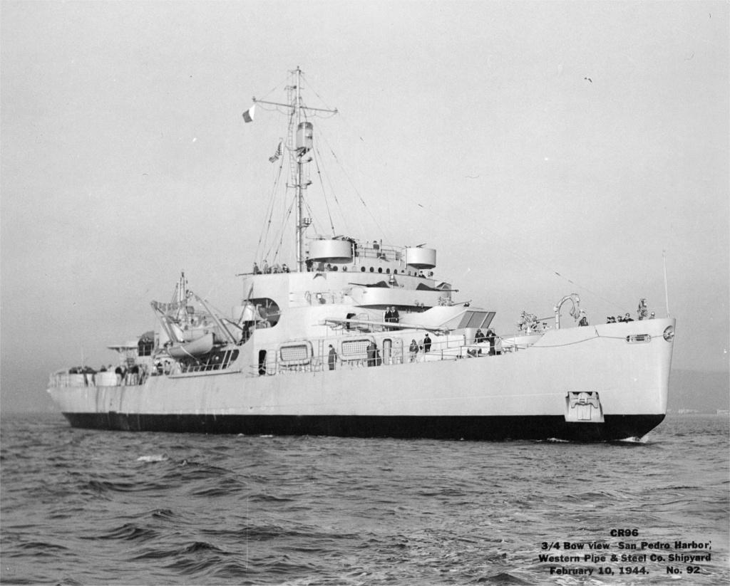 Les navires du Coast Guard Service des Etats-Unis Wag27810