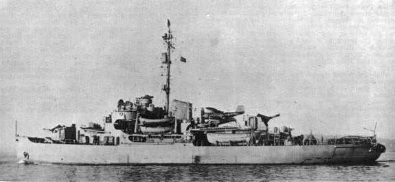 Les navires du Coast Guard Service des Etats-Unis Wag28110