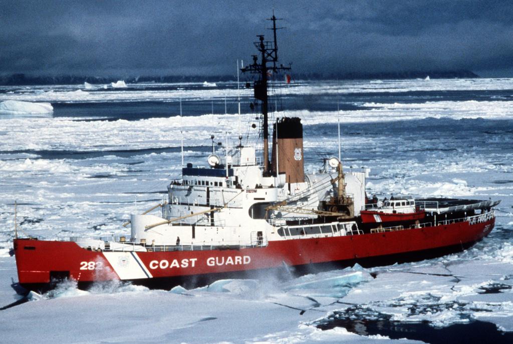 Les navires du Coast Guard Service des Etats-Unis Wag28211