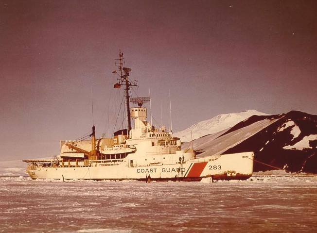 Les navires du Coast Guard Service des Etats-Unis Wag28311