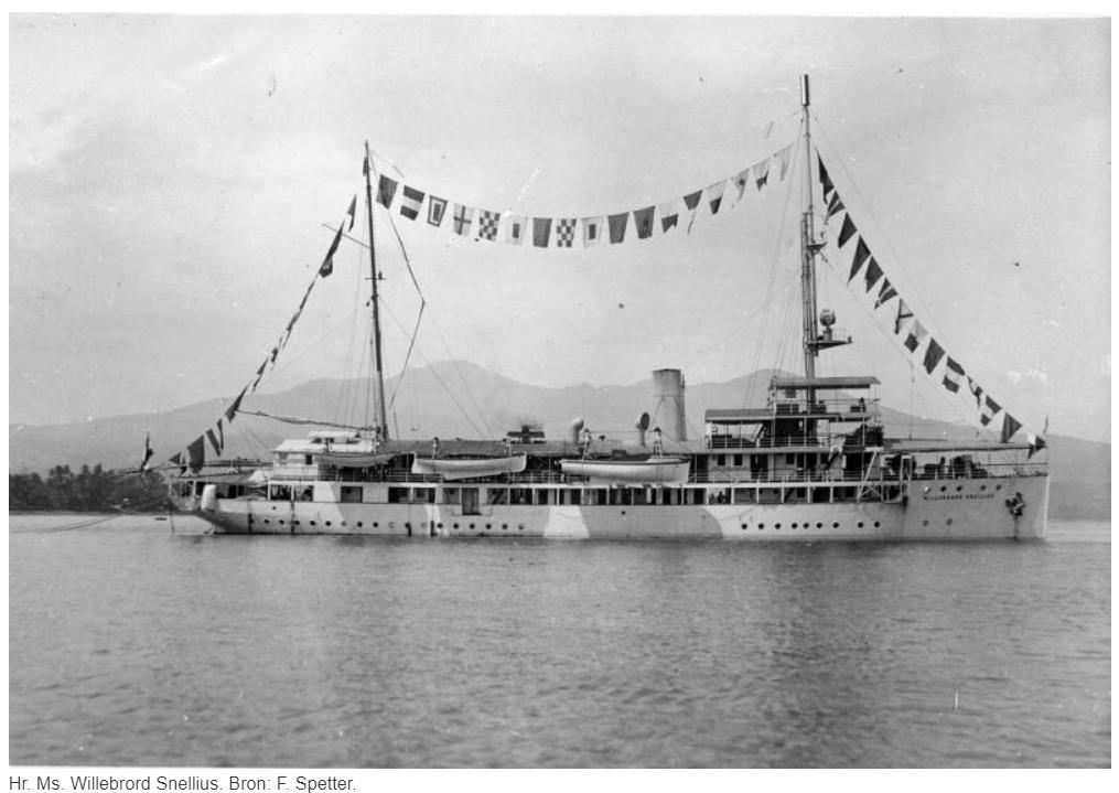 La Marine néerlandaise sauf cuirassés,croiseurs,destroyers  - Page 2 Willeb10