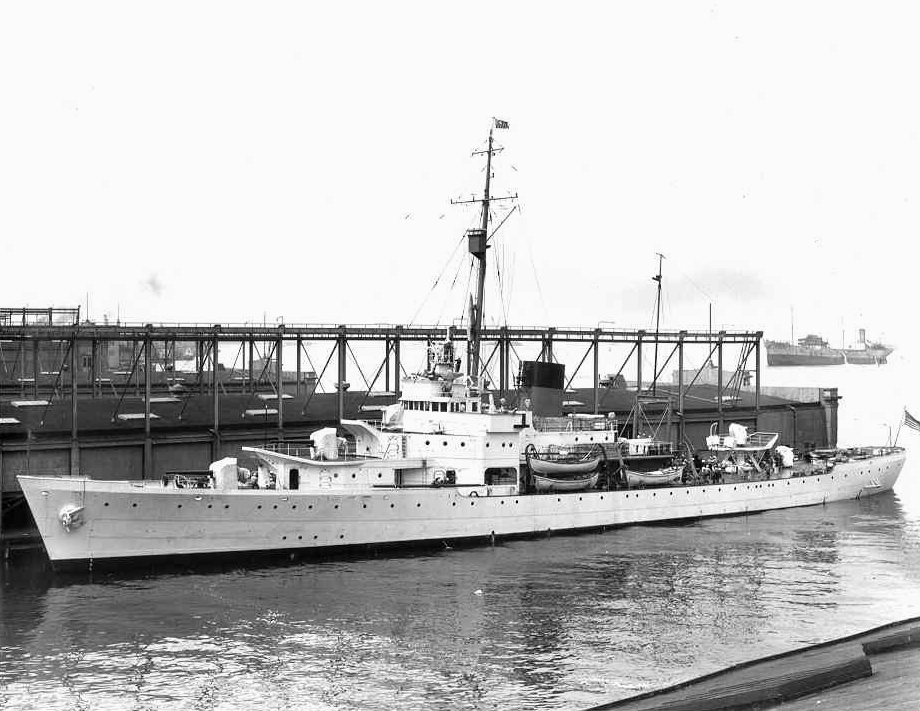 Les navires du Coast Guard Service des Etats-Unis Wpg32_10