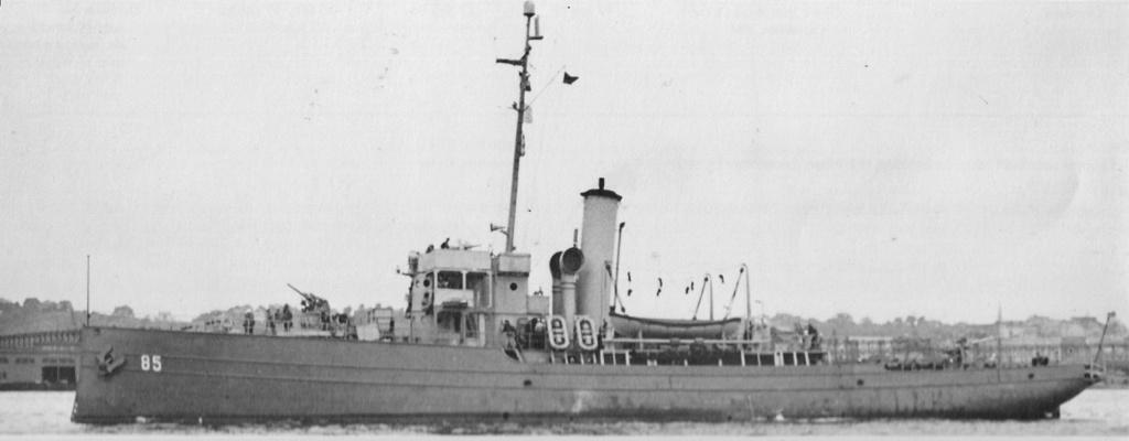 Les navires du Coast Guard Service des Etats-Unis Wpg85_11