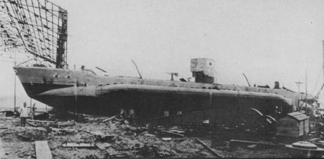 Les sous-marins japonais jusqu'en 1945 - Page 4 Yu1_1910
