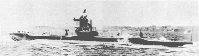 Les sous-marins japonais jusqu'en 1945 - Page 4 Yu200110