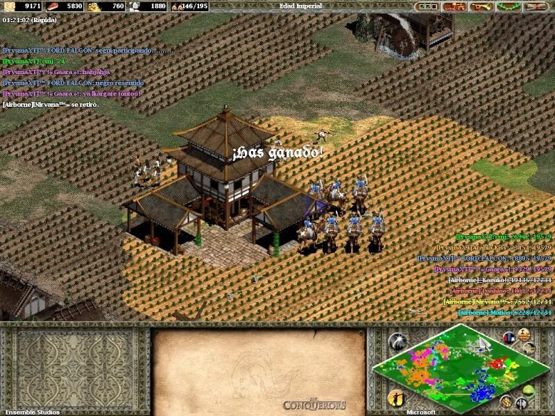 12_Ganamos contra el clan AIRBORNE (revancha de nuevo,) Aok27310
