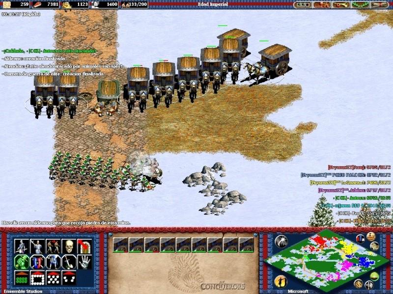 13_Ganamos contra el clan COL  Aok28810