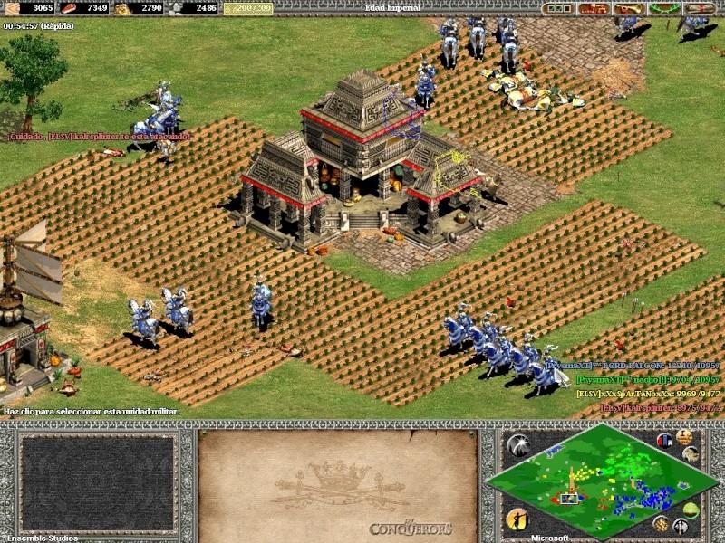 5_Ganamos contra el clan ELSV 2v2 Aok46210