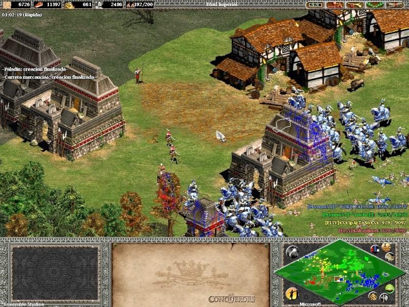 5_Ganamos contra el clan ELSV 2v2 Aok46410