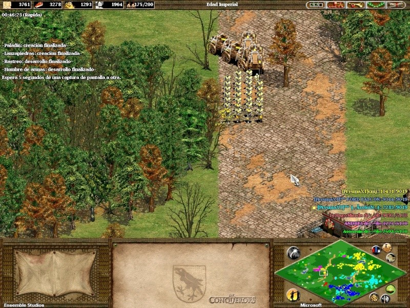 9_Ganamos vs el clan d(^-^)b Aok48110