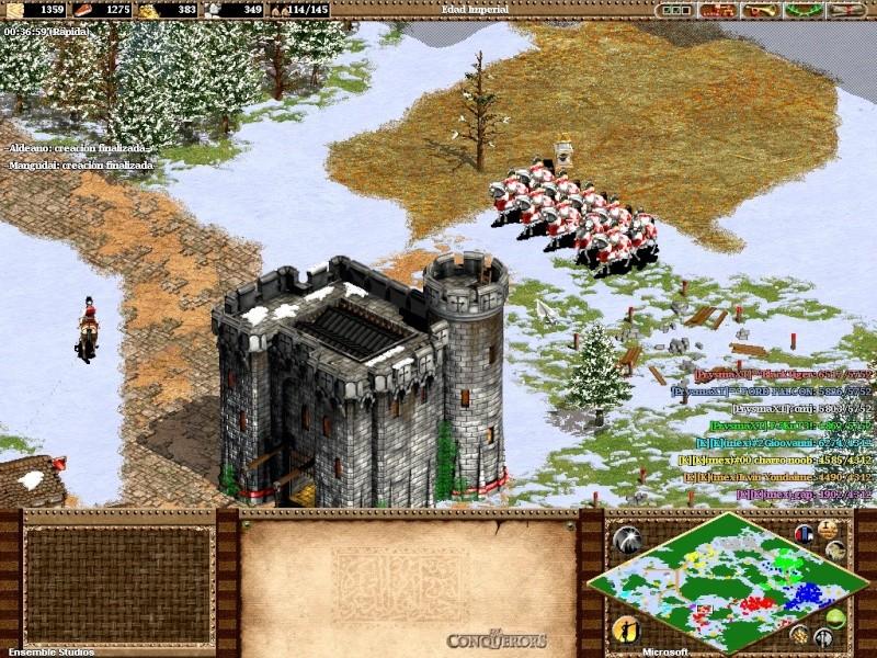 10_Ganamos contra el clan [K][K](mex)  Aok54910