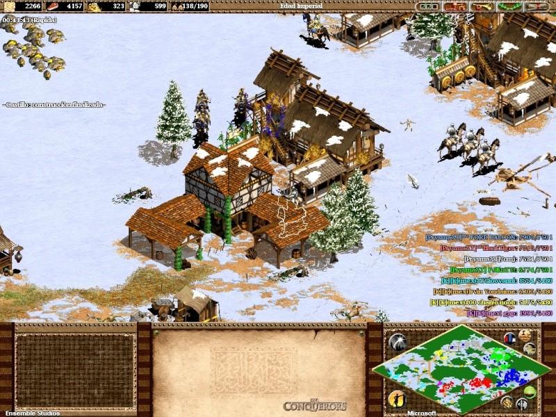 10_Ganamos contra el clan [K][K](mex)  Aok55010
