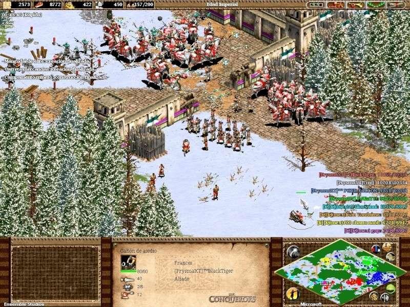 10_Ganamos contra el clan [K][K](mex)  Aok55111