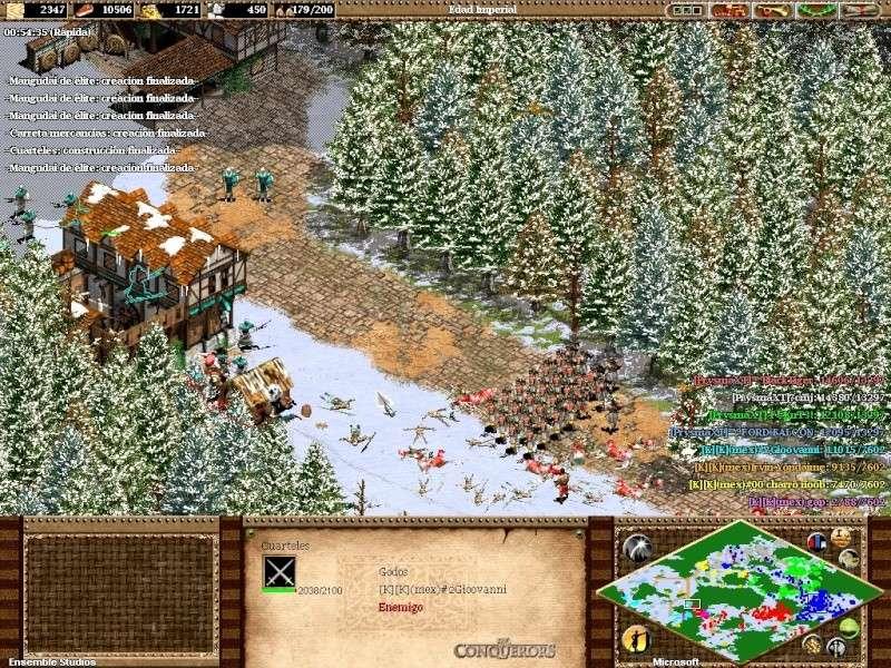 10_Ganamos contra el clan [K][K](mex)  Aok55510