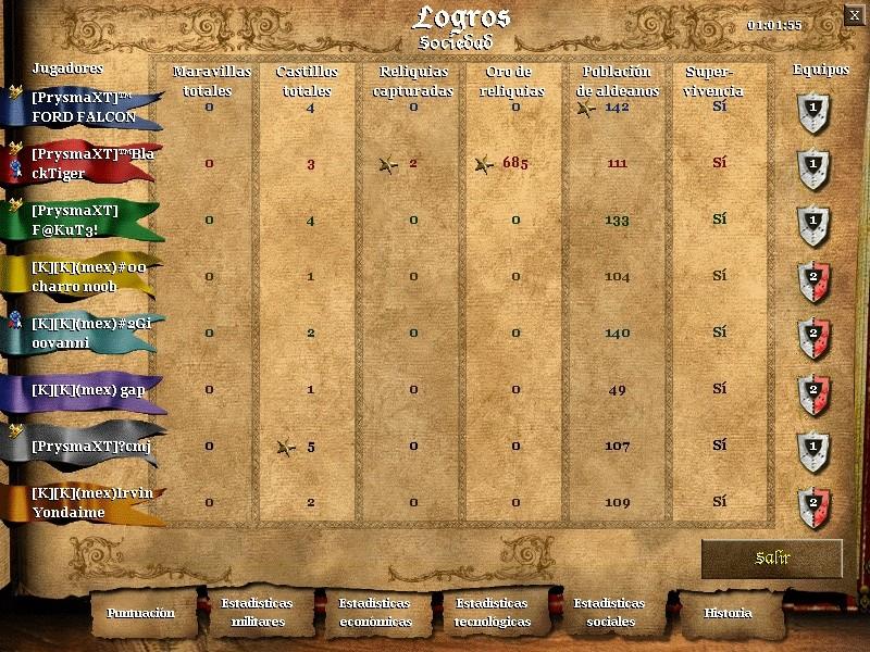 10_Ganamos contra el clan [K][K](mex)  Aok56610
