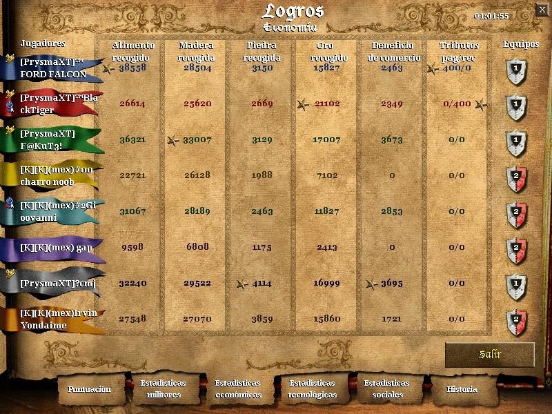 10_Ganamos contra el clan [K][K](mex)  Aok56810