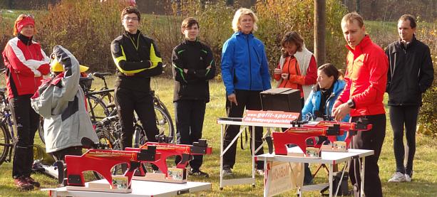 20. November Workshop Moderner Biathlon der Cross-Skating Union Dsc00911