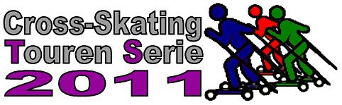 Auftakt zur CROSS-SKATING TOUREN SERIE Ts201110