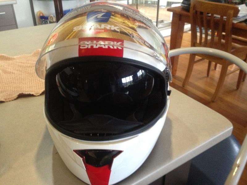 Shark Vision R Helmet  - Page 3 Img_1531