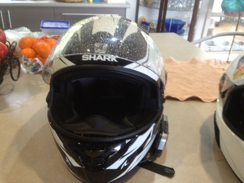 Shark Vision R Helmet  - Page 3 Img_1532
