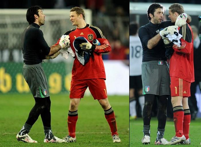 #1 - Manuel Neuer Buffon12