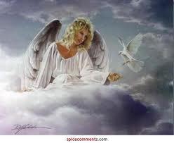 I Saw...... Angel210