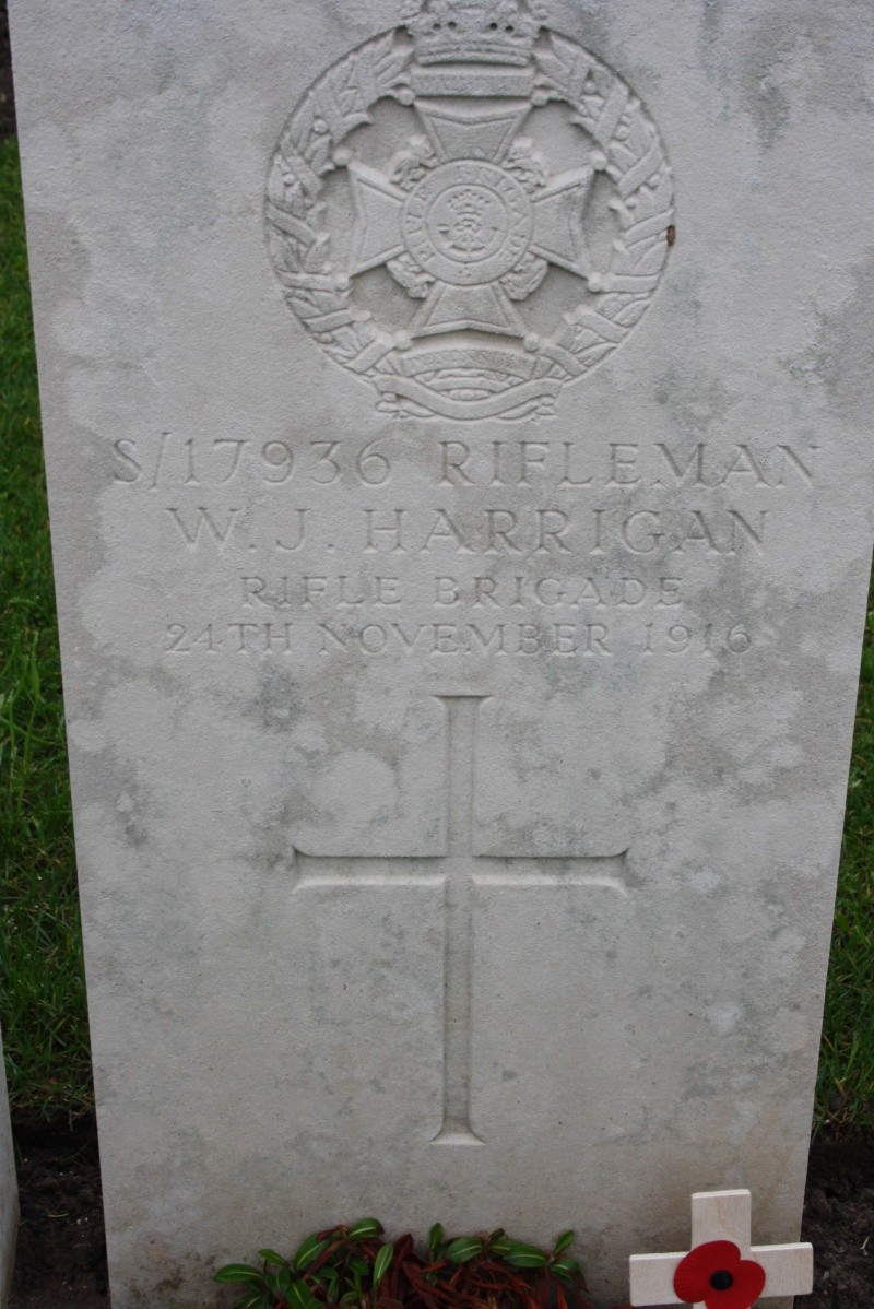 Thoughts of Rifleman William John Harrigan Img_2411