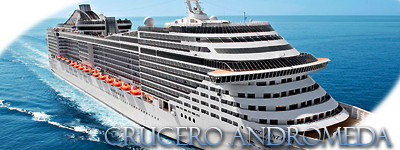 Crucero Andromeda