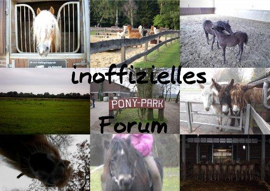 inoffizielles Pony-Park Forum