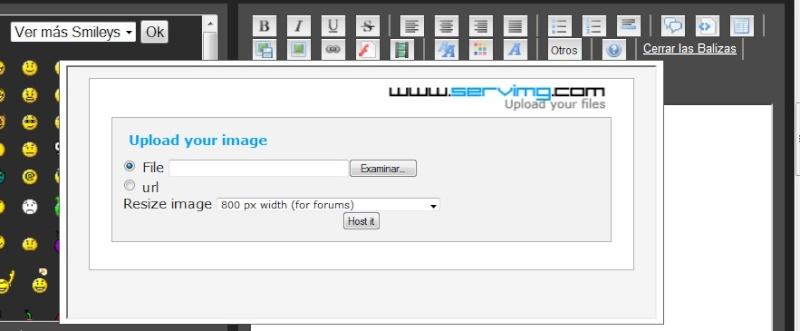 Método para subir imagenes Imagen11