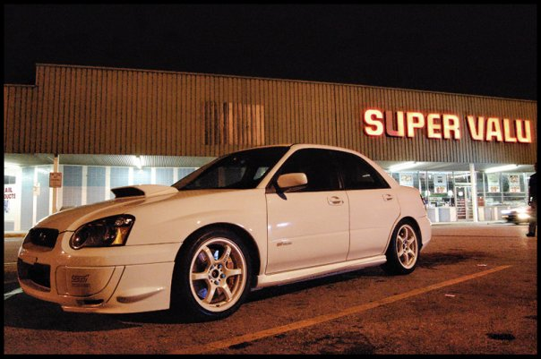 Post your favorite picture of YOUR car!! Sti12