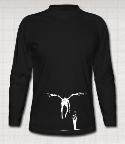 Camiseta Death Note Death_10